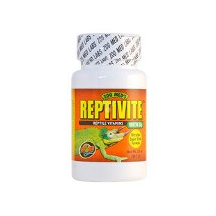 Zoo Med Reptivite - 56.7 g - Med D3 Med Fosfor
