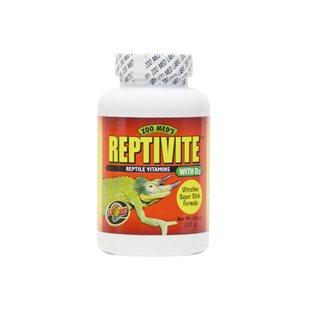 Zoo Med Reptivite - 227 g - Med D3 Med Fosfor