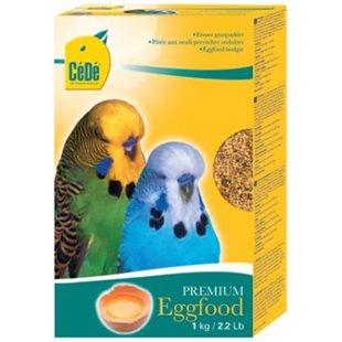 Cede Äggfoder Parakit - 1Kg