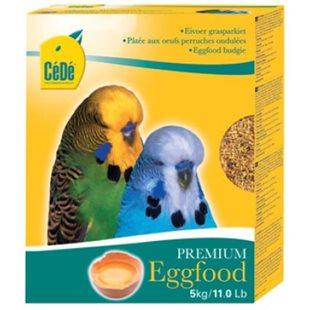 Cede Äggfoder Parakit - 5Kg - Eggfood Budgie S Parakeets