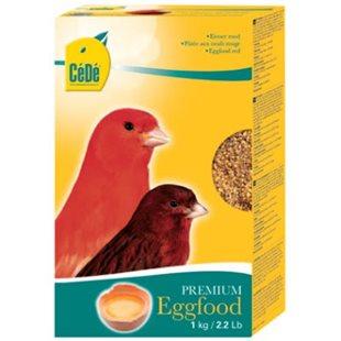 Cede Äggfoder - 1 kg - Färg