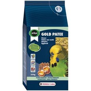 Orlux - Äggfoder - Undulat - Gold Pate - 250 gr