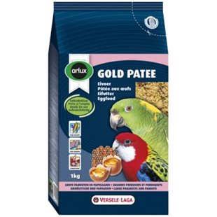 Orlux - Äggfoder - Torrtpar/Pap - 1 kg