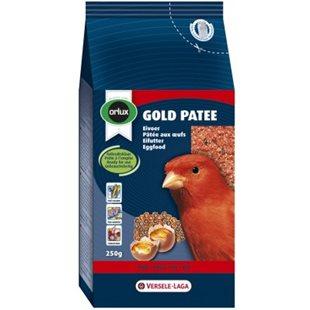 Orlux - Äggfoder - Kanarie - Färg Gold Pate - 250 gr