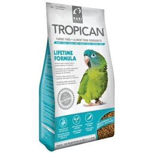 Tropican Underhåll - 820Gr - Papegoj