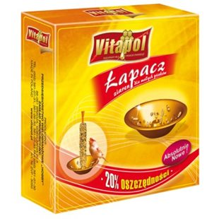 Vitapol Fröfångare - Smakers