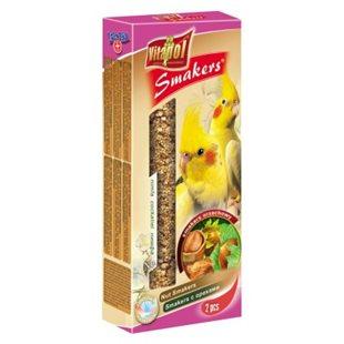 Vitapol Smakers - Parakit - Nöt - 90 g