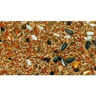 Dvärgpapegoj - Gräsparakit-fröblandning - 25 Kg