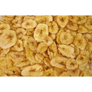 Bananchips - torkade - 7.26 Kg