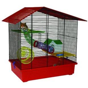 Rc Jimmy - Hamster - 3-Vån. 58.5x38.5x55 Cm