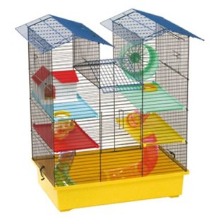 Rc Tower - Hamster - 55x38x62 Cm