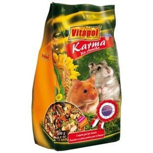 Vitapol Foder - Hamster - 400Gr