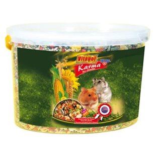 Vitapol Foder - Hamster - 2 kg - 3L