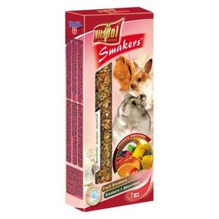 Vitapol Smakers - Gnagare - Frukt - 90G