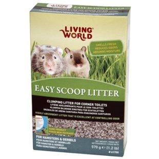 Living World - Strö Till Hamstertoalett