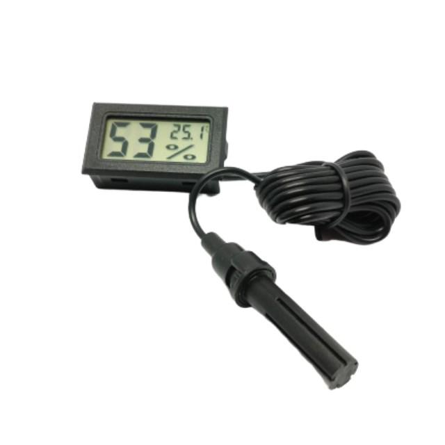 Termometer & Hygrometer Digital