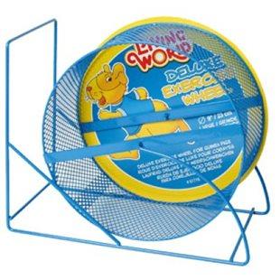 Råtthjul - Deluxe - Blå - 23 Cm