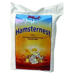 Zoo Best Hamsterbädd - Stor - 100gr