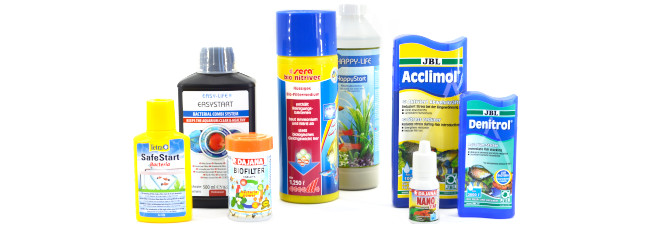 Startbakterier - Filterbakterier