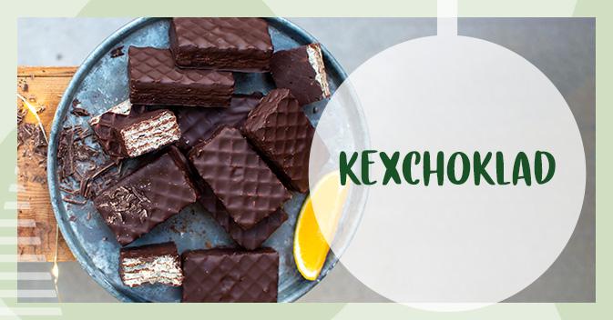 Recept på kexchoklad
