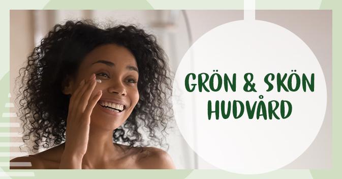 Grön & skön hudvård
