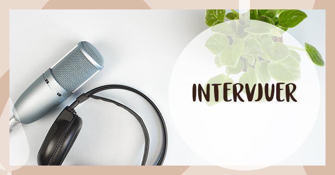 Intervjuer med hållbara varumärken