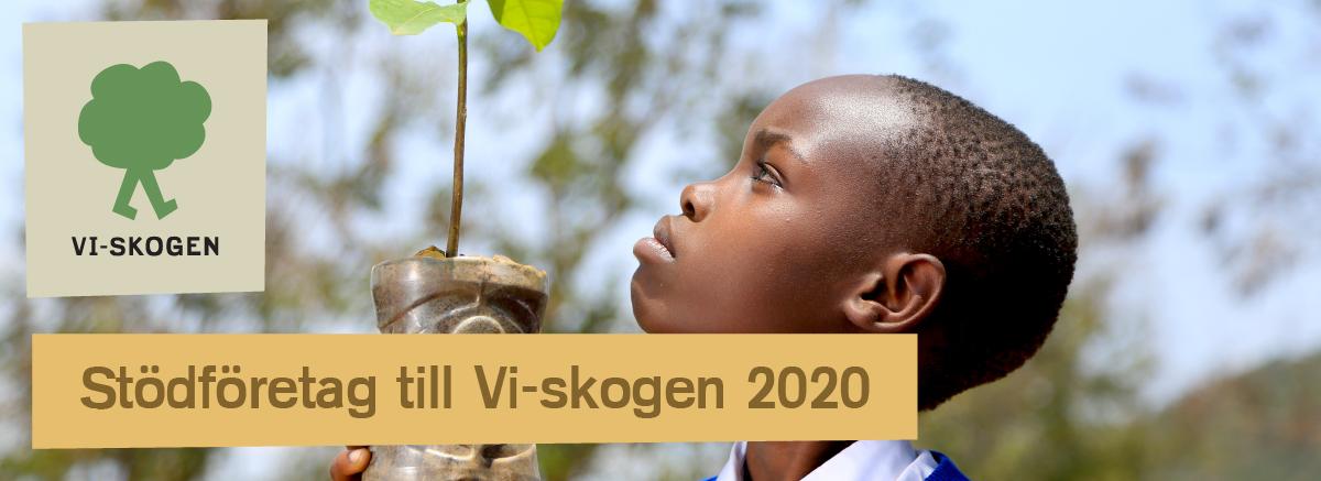 jordklok.se stödjer Vi-skogens hållbara projekt i Afrika!