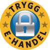 Vi är certifierade av Trygg E-handel