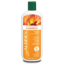 Aubrey Organics Honeysuckle Rose Shampoo, 325 ml