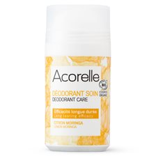 Acorelle Deodorant Care Lemon Moringa, 50 ml