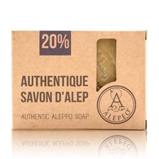 Alepeo Authentic Aleppo Soap - 4-30% lagerbärsolja, 200 g