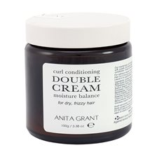 Anita Grant Curl Conditioning Double Cream Moisture Balance, 100 g