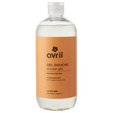 Avril Apricot Shower Gel, 500 ml