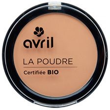 Avril Organic Compact Powder, 7 g