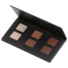 Avril Organic Eye Shadow Palette Nude, 9 g