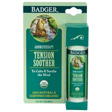 Badger Tension Soother Balm, 17 g