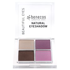 Benecos Natural Quattro Eyeshadow - Beautiful Eyes, 7,2 g