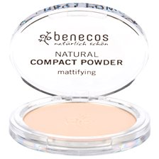 Benecos Natural Compact Powder, 9 g