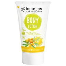 Benecos Natural Body Lotion Sea Buckthorn & Orange, 150 ml