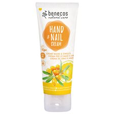 Benecos Natural Hand- & Nail Cream Sea Buckthorn & Orange, 75 ml