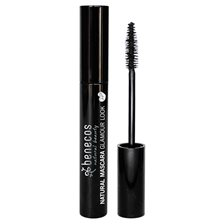 Benecos Natural Mascara Glamour Look Vegan - Ultimate Black, 8 ml