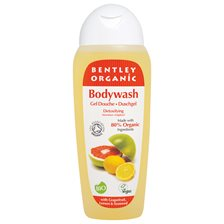 Bentley Organic Ekologisk Bodywash Detoxifying, 250 ml