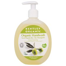 Bentley Organic Ekologisk Handtvål Deep Cleansing, 250 ml