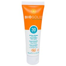 Biosolis Anti-Aging Face Cream SPF 30, 50 ml