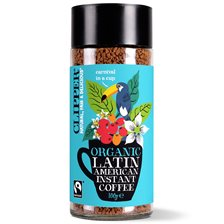 Clipper Organic Latin American Instant Coffee, 100 g