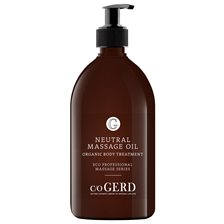 c/o GERD Neutral Massage Oil, 500 ml