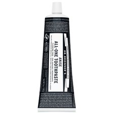 Dr. Bronner's All-One Toothpaste Anise, 140 g