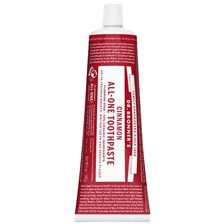Dr. Bronner's All-One Toothpaste Cinnamon, 140 g