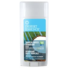 Desert Essence Tropical Breeze Deodorant, 70 ml