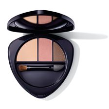 Dr. Hauschka Eyeshadow Trio - Sunstone, 4,4 g
